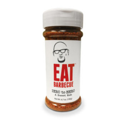 Pellet Envy's EAT Zero to Hero Sweet Rub 6.2 oz.