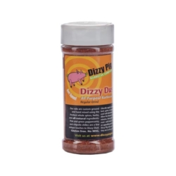 "Dizzy Pig ""Dizzy Dust"" BBQ Rub 8 oz."