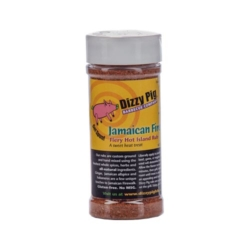 "Dizzy Pig ""Jamaican Firewalk"" BBQ Rub 8 oz."