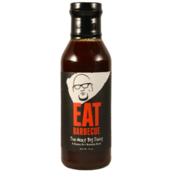 Pellet Envy's EAT The Next Big Thing BBQ Sauce 16 oz.