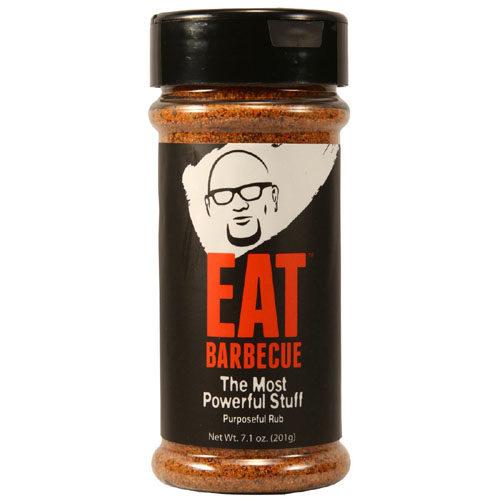 Pellet Envy's EAT The Most Powerful Stuff Rub 6.5 oz.