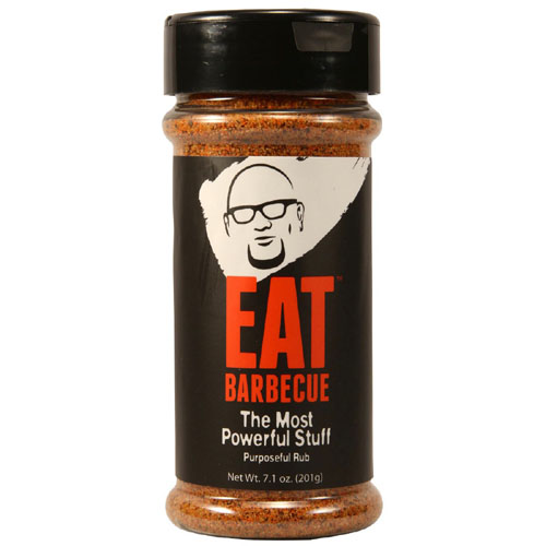 Pellet Envy's EAT The Most Powerful Stuff Rub 6.5 oz.