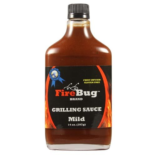 FireBug Grill'n Sauce- Original Mild 14 oz.