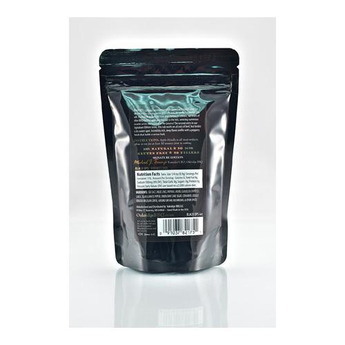 Oakridge BBQ Black Ops Brisket Rub 6 oz. Label