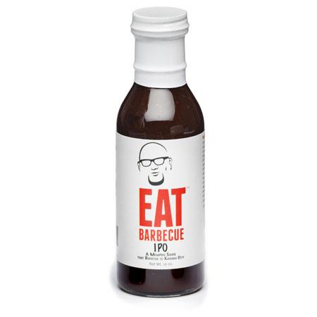 Pellet Envy's EAT IPO BBQ Sauce 16 oz.