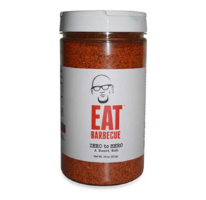 Pellet Envy's EAT Zero to Hero Sweet Rub 29 oz.