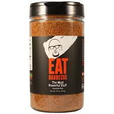 Pellet Envy's EAT Most Powerful Stuff Rub 29 oz.