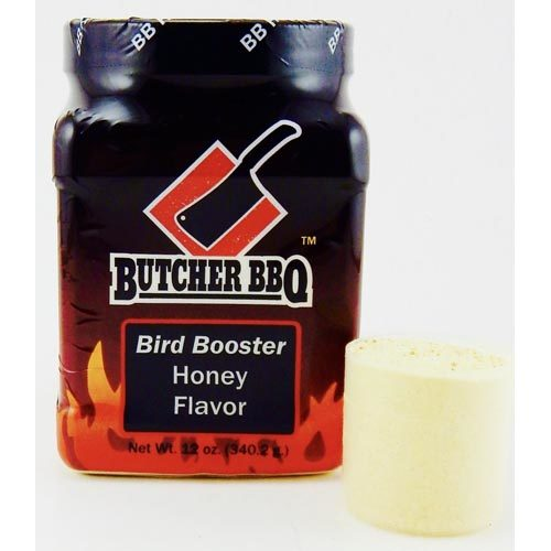 Butcher BBQ Bird Booster Honey Injection 16 oz.