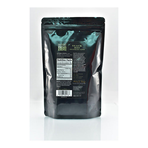 Oakridge BBQ Black Ops 1 lb. Bag