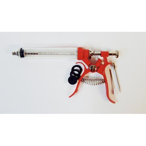 Pistol Grip Marinade Injector from Butcher BBQ