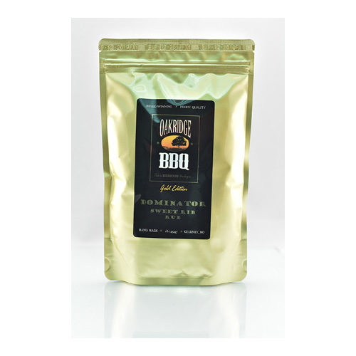 Oakridge BBQ Dominator Sweet Rib Rub 1 lb.