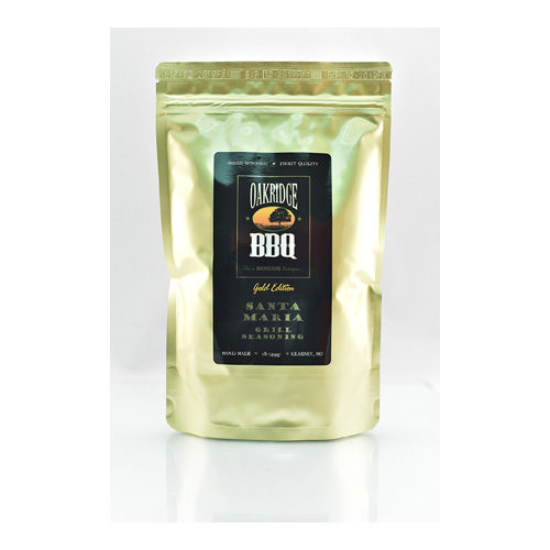 Oakridge BBQ Gold Edition Santa Maria Grill Seasoning