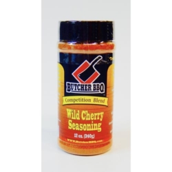 Butcher BBQ Competition Blend Wild Cherry Rub