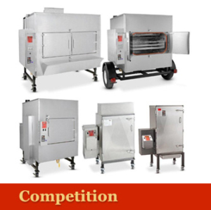 Cookshack Competition Smokers