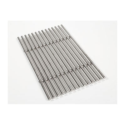 Fast Eddy's stainless steel grate