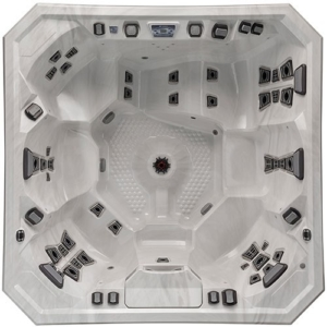 V94L 7 Person Hot Tub 45 Jets