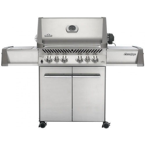 Prestige® 500 with Infrared Side and Rear Burners