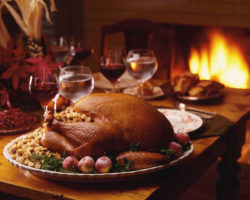 BBQ Smoked Turkey