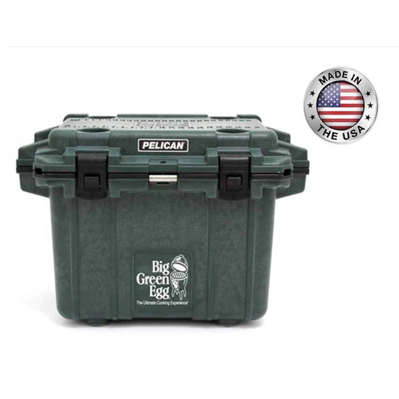 Big Green Egg Branded Pelican 50QT Elite Cooler – CC-20062-100