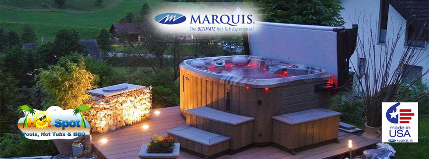 Marquis Spas- The Ultimate Hot Tub Experience