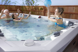 Image of Marquis V150 Swim Spa Set Back
