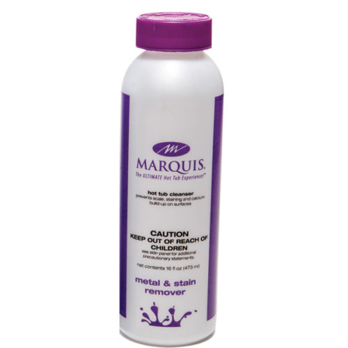 Marquis Spa Boutique Metal & Stain Remover