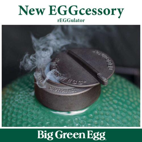 Big Green Egg eGGulator for 2XL, XL, L, and Med.