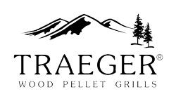 Traeger wood pellet grills logo
