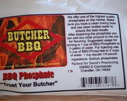 Butcher Phosphate 1 lb.