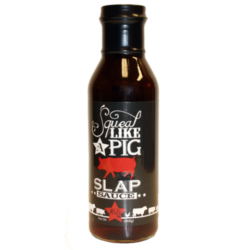 Squeal Like A Pig SLAPs BBQ Sauce