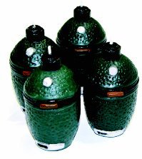 Big Green Egg 4-Pack Citronella Candles
