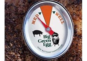 Big Green Egg Pork Button