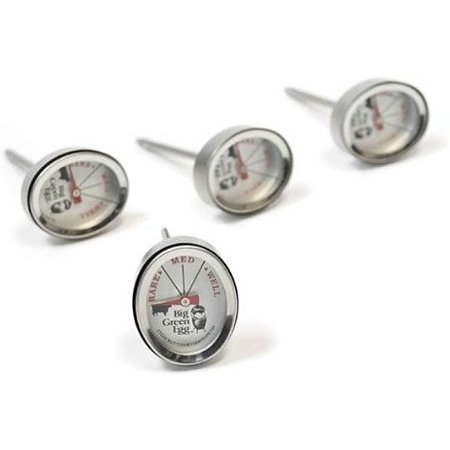 Big Green Egg External Temperature Gauges