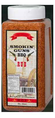 Smokin Guns BBQ Rub